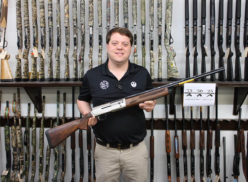 Joe Sauls and the Browning A-5 Shotgun